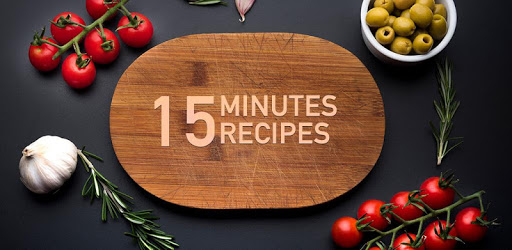 15 Minutes Recipes Premium v27.0.0 (Mod)