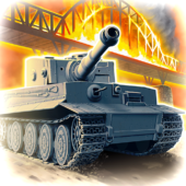 1944 Burning Bridges - a WW2 Strategy War Game icon