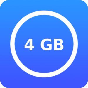 4 GB RAM Memory Booster – Junk Clean | CPU Cool v6.6.6 (Pro)