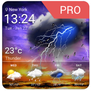 Accurate Weather Report Pro v16.6.0.47610