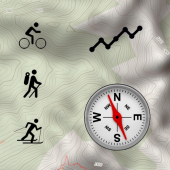 ActiMap - Outdoor maps & GPS icon