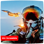 Air Scramble : Interceptor Fighter Jets icon