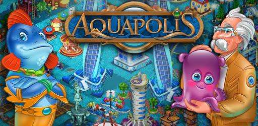 Aquapolis. Free city building!