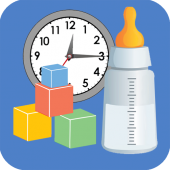 Baby Connect (activity log) icon