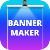Banner Maker, Poster Design, Thumbnail Creator icon