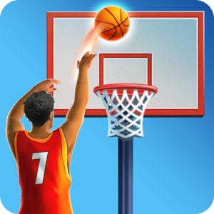 Basketball Stars v1.28.1 (Mod – Always Lucky Ball)