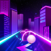 Beat Roller - Music Ball Race icon
