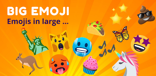 Big Emoji - large emoji for all chat messengers