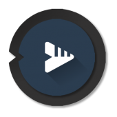 BlackPlayer EX Music Player icon