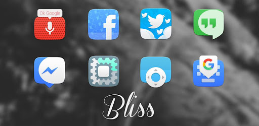 Bliss - Icon Pack
