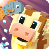 Blocky Farm icon