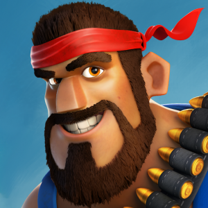 Boom Beach APK v39.73 Supercell + x86 + Arm64