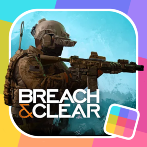 Breach and Clear – GameClub v2.4.61 (Mod)+Obb