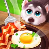 Breakfast Story: chef restaurant cooking games icon