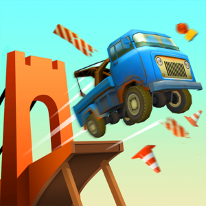 Bridge Constructor Stunts v3.0 (Paid)