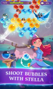 Bubble Witch 3 Saga v7.1.17 (Mod - Unlimited life)