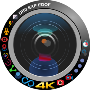 Camera4K Panorama, 4K Video and Perfect Selfie v1.6.0 b23 (Paid)