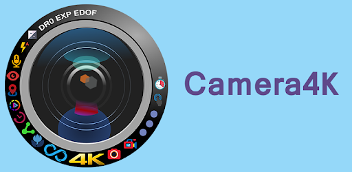 Camera4K Perfect Selfie Video Photo Editor