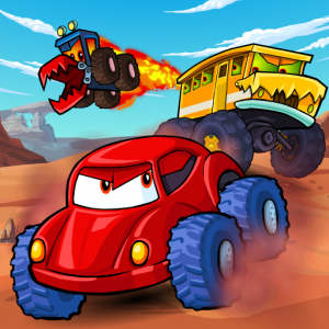 Car Eats Car Multiplayer v1.0.5 (Mod)