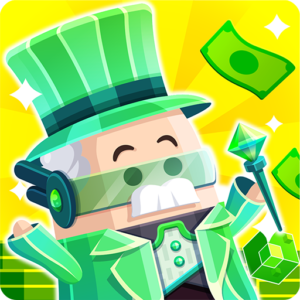 Cash, Inc. Money Clicker Game & Business Adventure v2.3.10.1.1 (Mod)