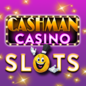 Cashman Casino: Casino Slots Machines! 2M Free! icon