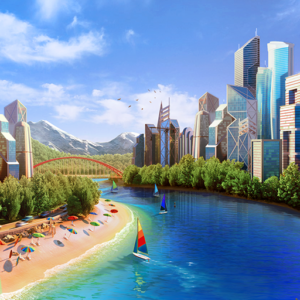 Citytopia™ v2.9.0 (Mod – Unlimited Money) + Obb