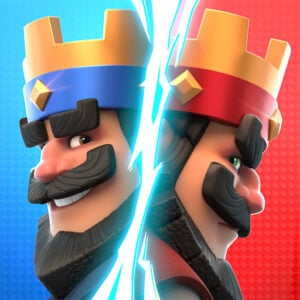 Clash Royale v3.3.1 (Normal + Mod, Lots crystals)