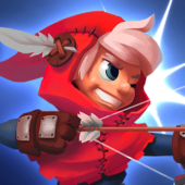 Combat Quest - Archer Shoot & Run Action RPG icon