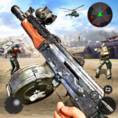 Commando Action : Team Battle - Free Shooting Game icon