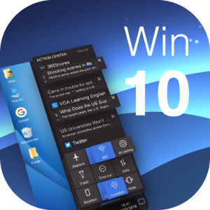 Computer Launcher – Desktop Launcher for WIN 10 v2.3 (Mod – Ad Free)
