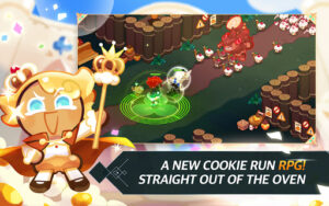Cookie Run: Kingdom v1.1.72 (Mod - DAMAGE MULTPLE) + Obb