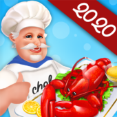 Cooking Legend - A Chef's Restaurant Games icon