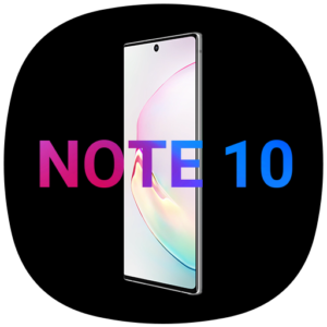 Cool Note10 Launcher for Galaxy Note,S,A -Theme UI v6.9 (Prime)