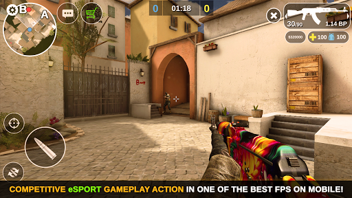 Counter Attack - Multiplayer FPS v1 2 15 (Mod) | Apk4all com