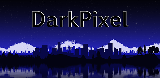 DARK PIXEL - HD ICON PACK v6 5 (Patched) | Apk4all com