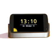 Day and night clock icon