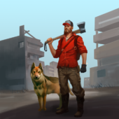 Days After - zombie survival simulator icon