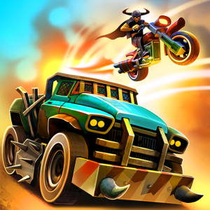Dead Paradise The Road Warrior v1.5.1 (Mod)