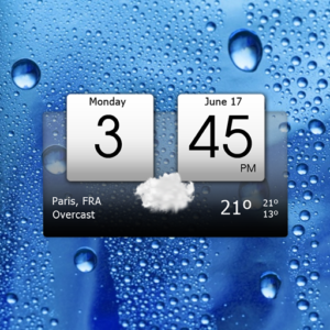 Digital clock & weather v5.40.6 (Premium)