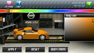 Drag Racing v2.0.49 (Mod - Unlimited Money)
