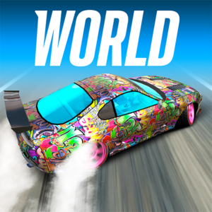 Drift Max World – Drift Racing Game v1.82 (Mod – Money)