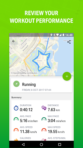 Endomondo - Running & Walking v18 10 4 (Premium) | Apk4all com