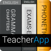 English Grammar & Phonetics icon