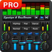 Equalizer & Bass Booster Pro icon