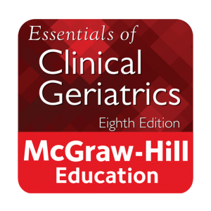 Essentials of Clinical Geriatrics, Eighth Edition v1.1