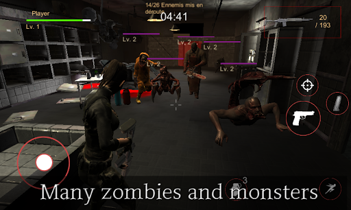 Evil Rise : Zombie Resident - Third Person Shooter v1 15 (Mod