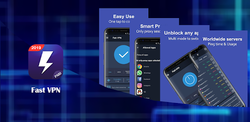 Fast VPN – Paid Super VPN & Hotspot VPN Shield v1 6 2 (Paid) | Apk4all com