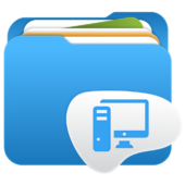 File Manager Computer Style - Fast File Sharing icon