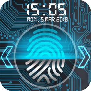 Fingerprint lock screen v1.3.6 (Ad Free)