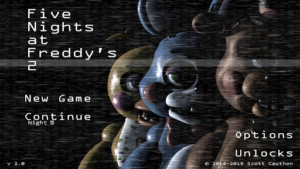 Five Nights at Freddy's 2 v2.0.1 (Patched + Mod)